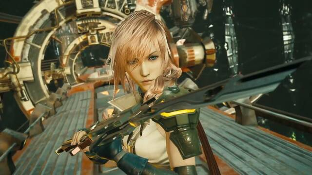 Lightning llega a Mobius Final Fantasy