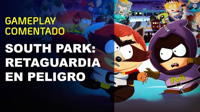 Vandal TV: Gameplay comentado de South Park: Retaguardia en Peligro
