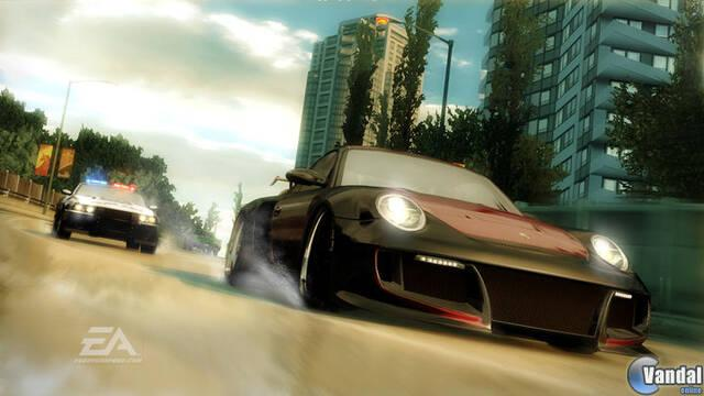 Nuevas im�genes de Need for Speed Undercover