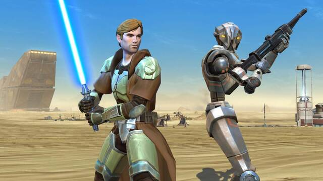 Star Wars: The Old Republic ya es gratuito