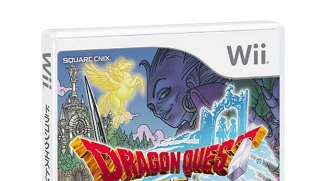 Los jugadores de Dragon Quest X en Wii podrán migrar gratis a Switch