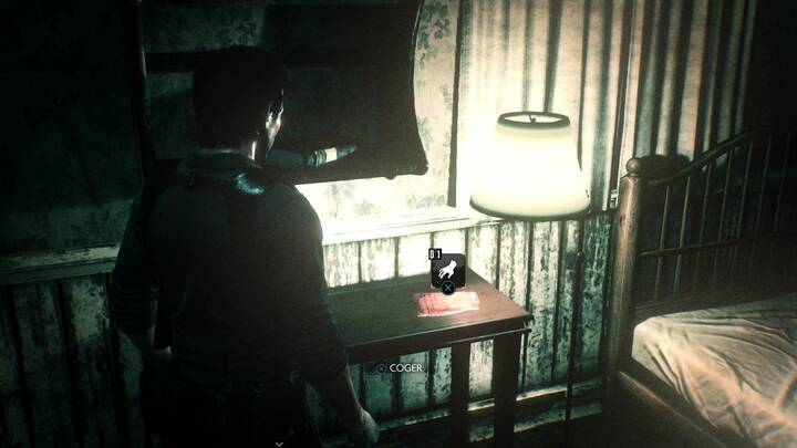 Archivo 12 - The Evil Within 2
