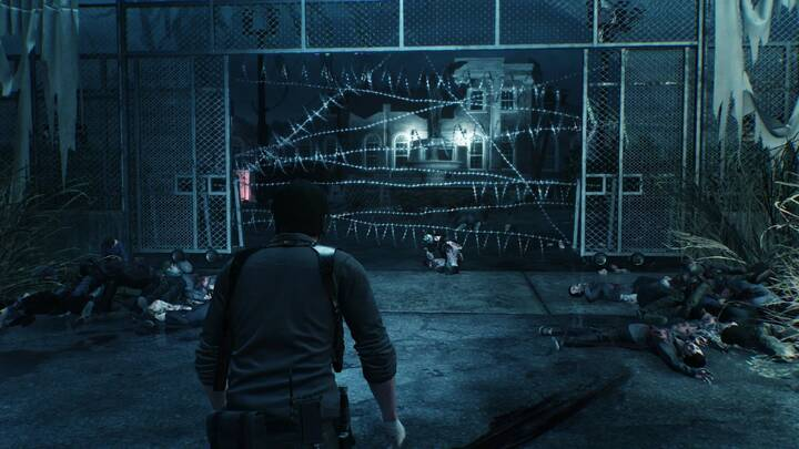 Archivo 17 - The Evil Within 2