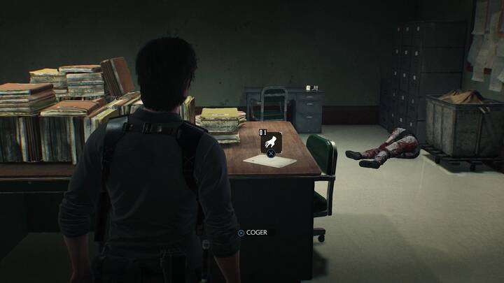 Archivo 18 - The Evil Within 2