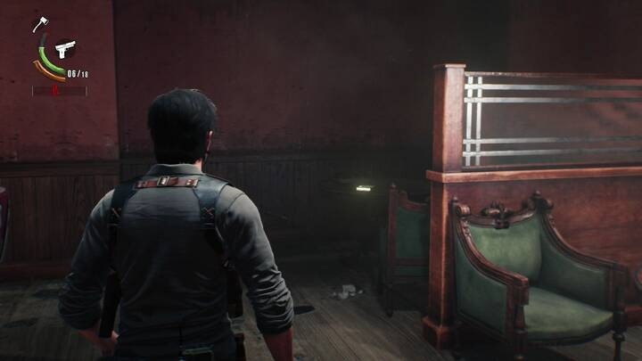 Archivo 25 - The Evil Within 2