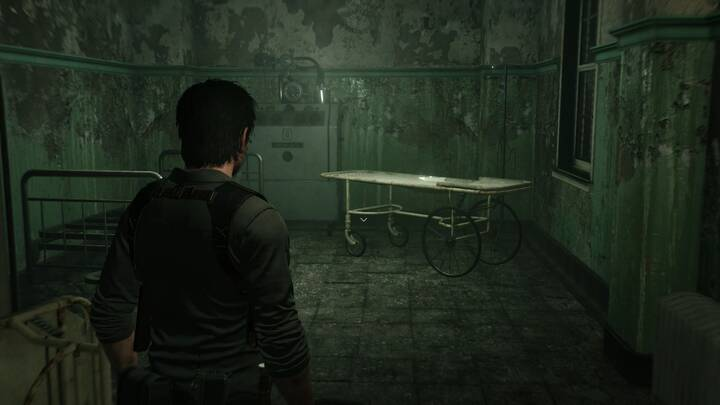 Archivo 34 - The Evil Within 2