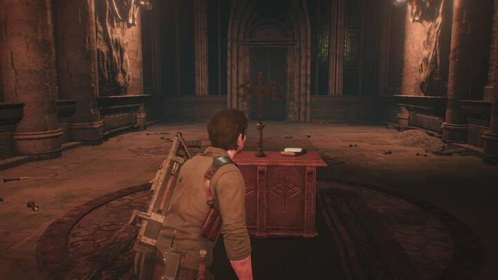 Archivo 39 - The Evil Within 2