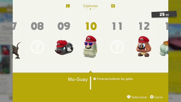 Mo-Guay - Super Mario Odyssey