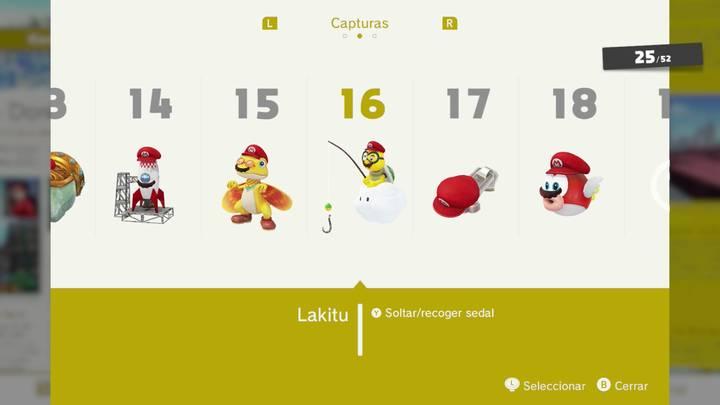 Lakitu - Super Mario Odyssey