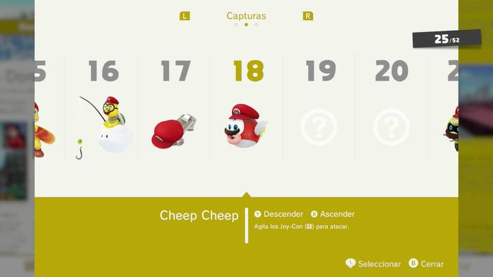 Cheep Cheep - Super Mario Odyssey