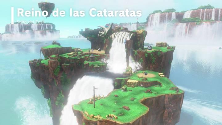 Reino de las cataratas