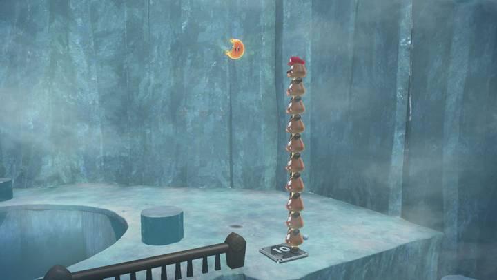 Energiluna 48 Reino del Hielo Super Mario Odyssey