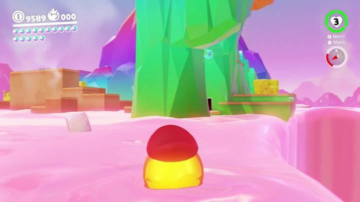 Energiluna 58 - Reino de los Fogones Super Mario Odyssey