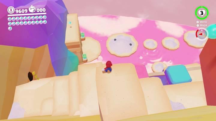 Energiluna 59 - Reino de los Fogones Super Mario Odyssey