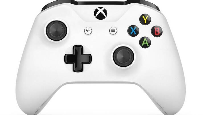 El mando de Xbox One S