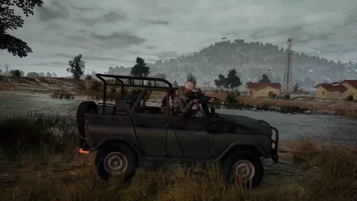 UAZ o Jeep Playerunknown's Battlegrounds