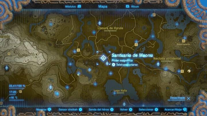 Cofre 2 expansión Zelda: Breath of the Wild