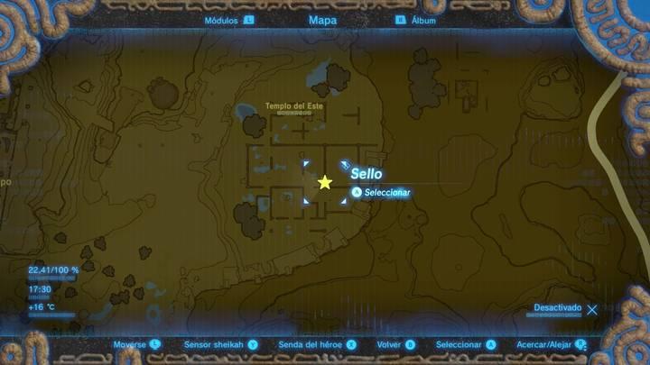 Cofre 3 expansión Zelda: Breath of the Wild