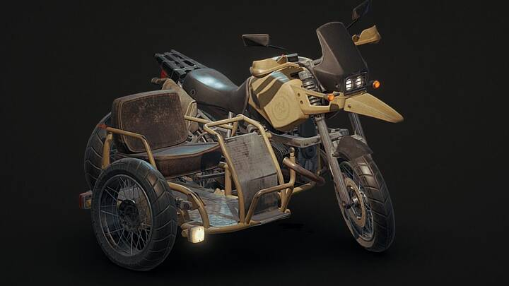 Motos Playerunknown's Battlegrounds