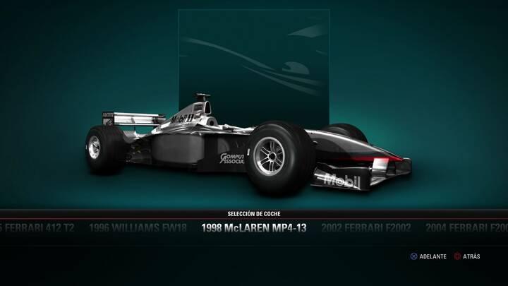 F1 2017 McLaren MP4/4 de 1988