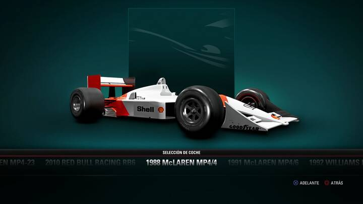 F1 2017 McLaren MP4-13 de 1998