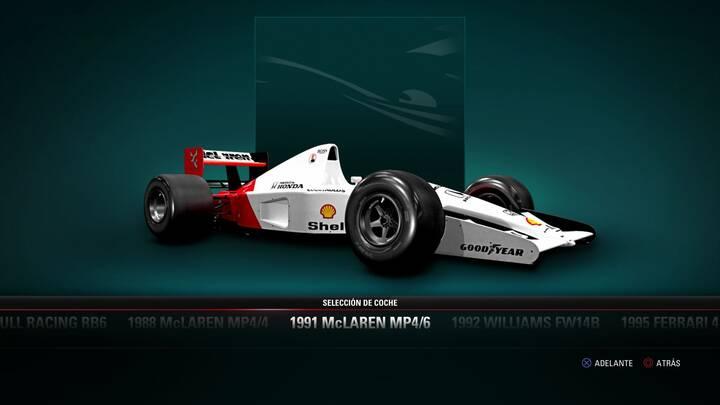 F1 2017 McLaren MP4-23 de 2008