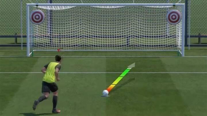 Tirar los penaltis en FIFA 18