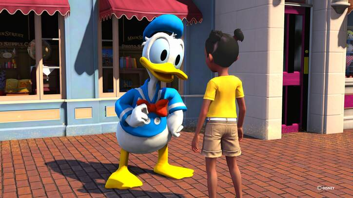 Kinect Disneyland Adventures en Xbox One X
