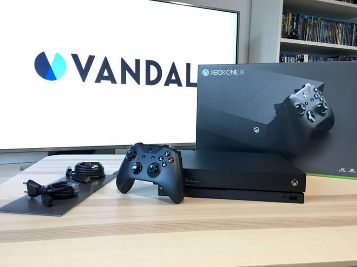 Xbox One X: Tenemos ya la consola entre nosotros