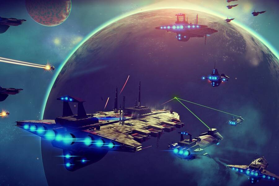 As� se juega con No Man's Sky - Vandal
