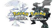 Pokmon Edicin Negra y Blanca para NDS
