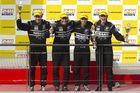 Imagen 6 Los pilotos de GT Academy suben al podio en las 24 horas de Dub�i