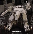 Imagen 2 Construye tu propio Metal Gear Rex con piezas de LEGO
