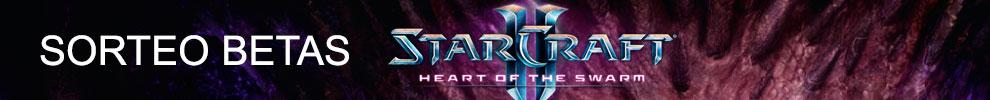 Betas StarCraft II: Hearth of the Swarm