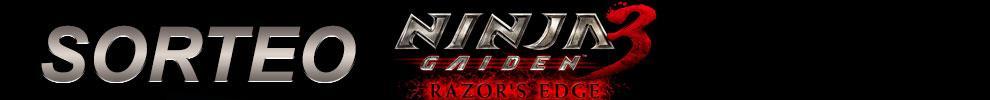 Gana una Wii U con Ninja Gaiden 3: Razor's Edge