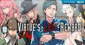 Zero Escape: Virtue's Last Reward PSN