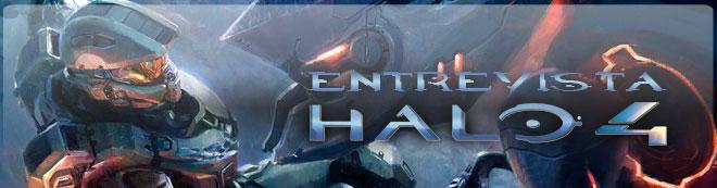 Kevin Franklin y Halo 4