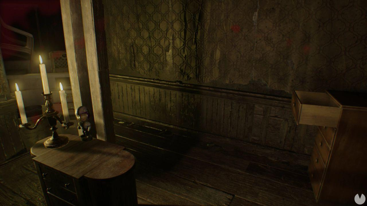 Moneda 15 dificultad manicomio Resident Evil 7