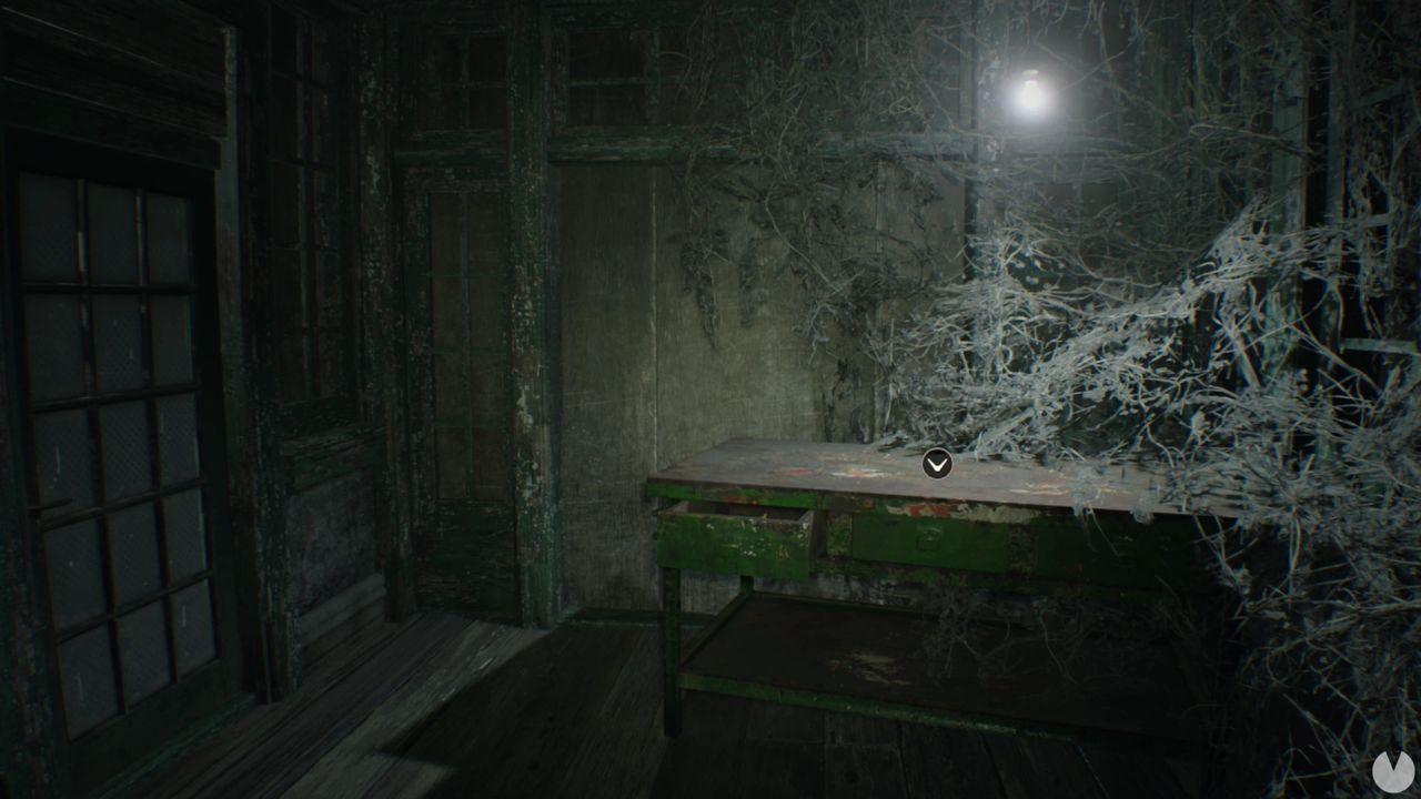 Moneda 17 dificultad manicomio Resident Evil 7