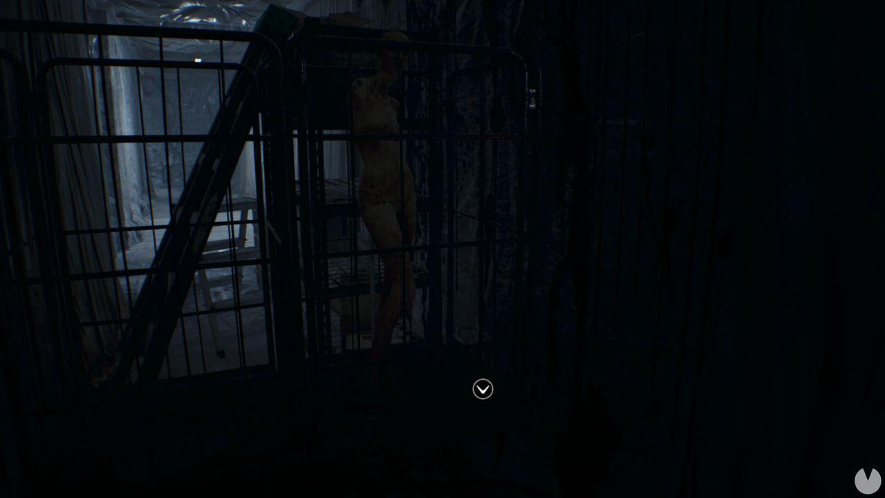 Moneda 21 dificultad manicomio Resident Evil 7