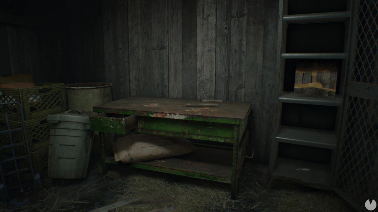 Moneda 23 dificultad manicomio Resident Evil 7