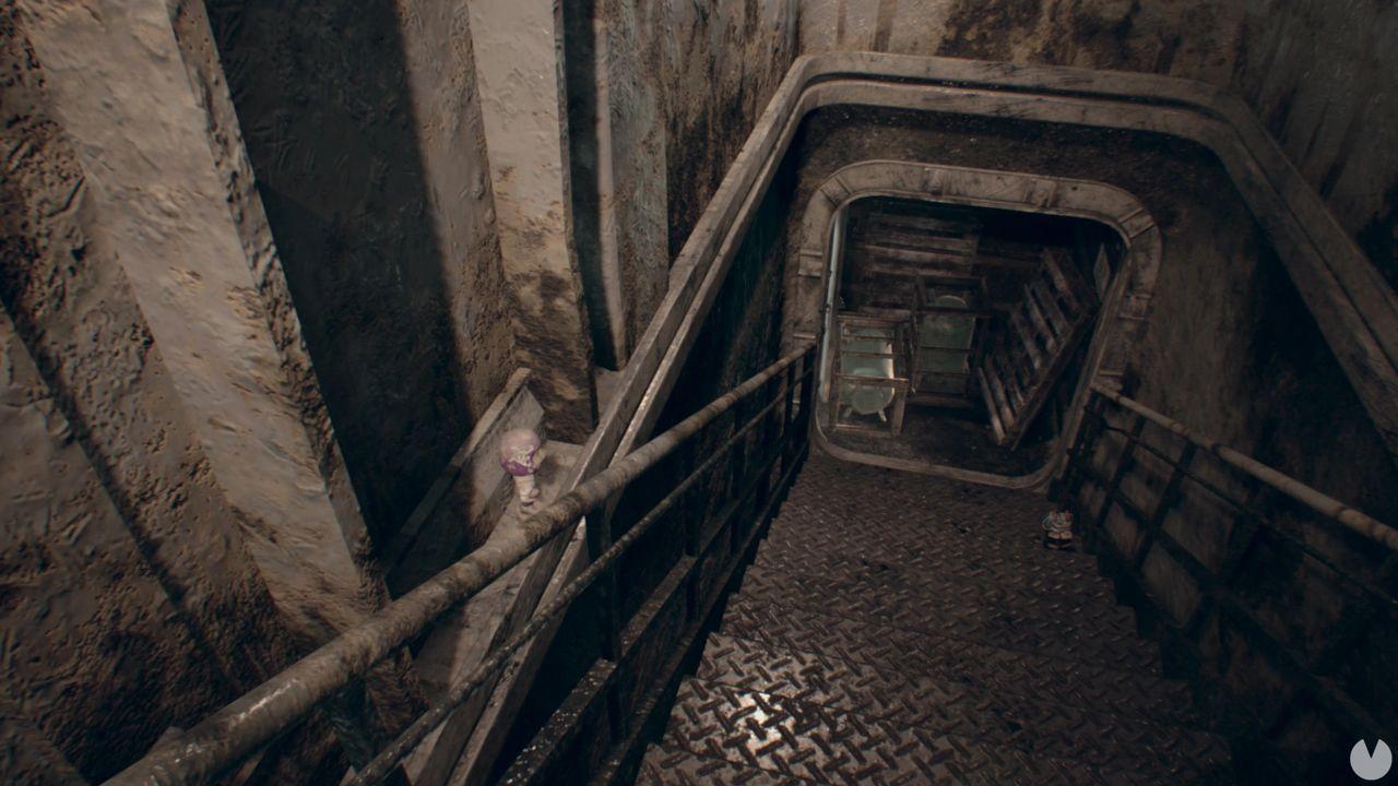 Moneda 26 dificultad manicomio Resident Evil 7