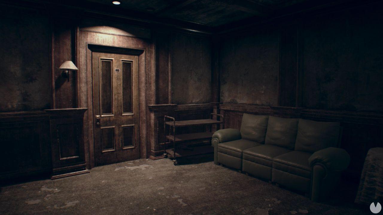 Moneda 28 dificultad manicomio Resident Evil 7