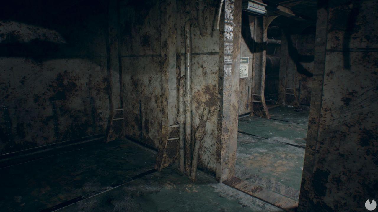 Moneda 30 dificultad manicomio Resident Evil 7