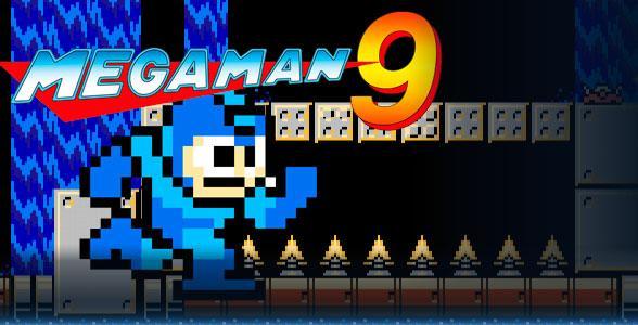 An lisis mega man 9 wii for Megaman 9 portada