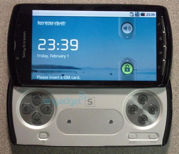 Imágenes del primer prototipo de PSP Phone 201010277269_1