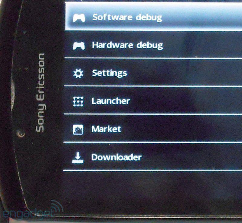 Imágenes del primer prototipo de PSP Phone 2010102793459_4