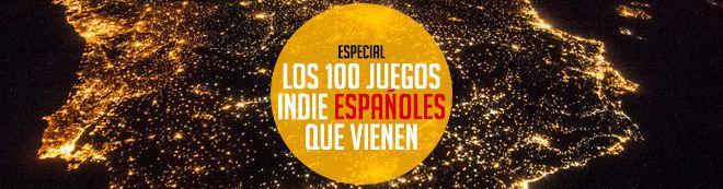 Los 100 juegos indie españoles que vienen