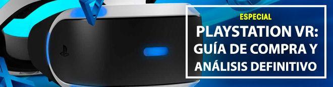 PlayStation VR: Guía de compra y análisis definitivo