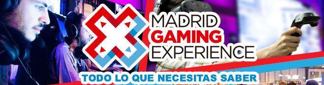 Madrid Gaming Experience: Todo lo que necesitas saber